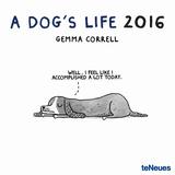 A Dog's Life - 2016 Calendar Calendars