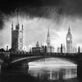 Victoria Tower Giclee Print by Jurek Nems