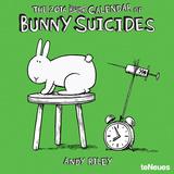 Bunny Suicides - 2016 Calendar Calendars