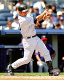 Jorge Posada 2010 Action Photo