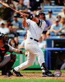 Jorge Posada 2007 Action Photo