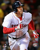 Garin Cecchini 1st MLB Home Run September 24, 2014 Photo