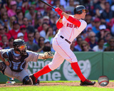 Garin Cecchini 2014 Action Photo
