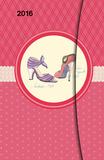 Shoes Small Magneto - 2016 Engagement Calendar Calendars