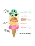 Summer Flavours Prints by Margaret Berg