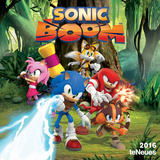 Sonic Boom - 2016 Calendar Calendars