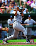 Jorge Posada 2011 Action Photo