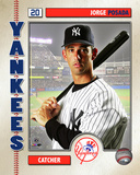 Jorge Posada 2006 Posed Photo
