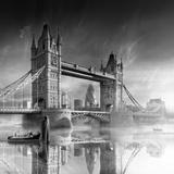 River Thames Giclee Print by Jurek Nems