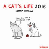 A Cat's Life - 2016 Calendar Calendars