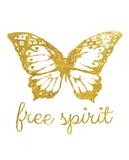 Free Spirit Butterfly Posters by Miyo Amori