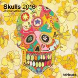 Skulls - 2016 Calendar Calendars