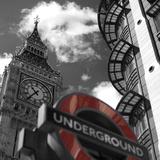 Underground Giclee Print by Jurek Nems