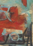 Abstracta Inspiracion 2 Kunstdruck von Gabriela Villarreal