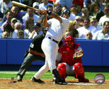 Jorge Posada 2005 Action Photo