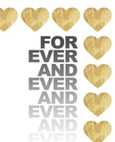 Love For Ever and Ever Prints by Miyo Amori
