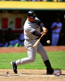 Jorge Posada - 2007 Batting Action Photo