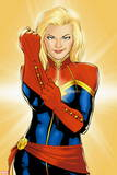 Captain Marvel No. 1: Captain Marvel Wall Decal