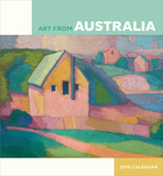 Art From Australia - 2016 Calendar Calendriers