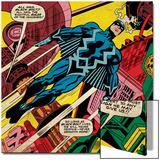 Marvel Comics Retro Style Guide: Black Bolt Prints