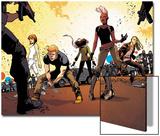 Ultimate Comics X-Men No. 24: Storm, Hudson, James, Blackheath, Rogue, Pryde, Kitty Prints