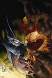 Wolverine No. 310: Wolverine, Sabretooth Wall Sign