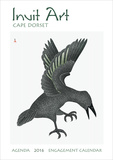 Cape Dorset Inuit Art - 2016 Engagement Calendar Planner Calendars