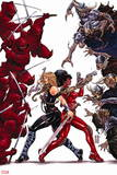 Fearless Defenders No. 1: Valkyrie, Misty Knight Wall Decal