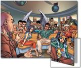 Ultimate X-Men No. 93: Cyclops, Psylocke, Storm, Rogue Posters