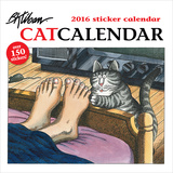 Kliban CatCalendar - 2016 Sticker Calendar Calendars