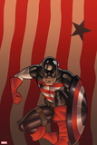 Dark Avengers No. 185: U.S. Agent Wall Sign