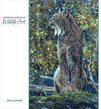 National Museum Wildlife Art - 2016 Calendar Calendars
