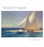 Edward Hopper - 2016 Calendar Calendars