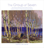 The Group Of Seven - 2016 Calendar Calendriers