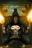 Punisher: Nightmare No. 5: Punisher Plastic Sign