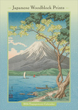 Japanese Woodblock Prints - 2016 Engagement Calendar Calendars