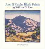 William Seltzer Rice Arts & Crafts Prints - 2016 Calendar Calendars