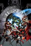 Avengers No. 25: Iron Man, Hulk, Thor, Ant-Man, Wasp Wall Decal