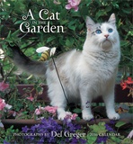 A Cat In The Garden - 2016 Calendar Calendars