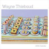 Wayne Thiebaud - 2016 Mini Calendar Calendars