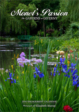 Monet's Passion: The Gardens At Giverny - 2016 Engagement Calendar Calendars