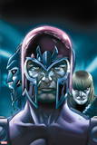 AVX: Consequences No. 5: Magneto, Magik, Danger Wall Sign