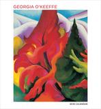 Georgia O'Keeffe - 2016 Calendar Calendriers