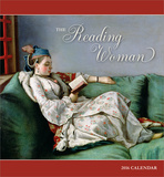 The Reading Woman - 2016 Calendar Calendars