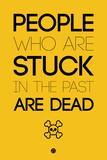 People Who are Stuck 3 Plastskilt av  NaxArt