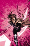 X-Men Origins: Gambit No. 1: Gambit Plastic Sign