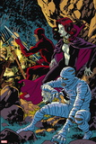 Daredevil No. 32: Daredevil, Satana, The Living Mummy Wall Decal