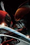 Wolverine: Origins No. 24: Wolverine, Deadpool Plastic Sign