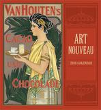 Art Nouveau - 2016 Calendar Calendriers