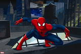 Ultimate SpiderMan - Art - Situational Art Wall Sign